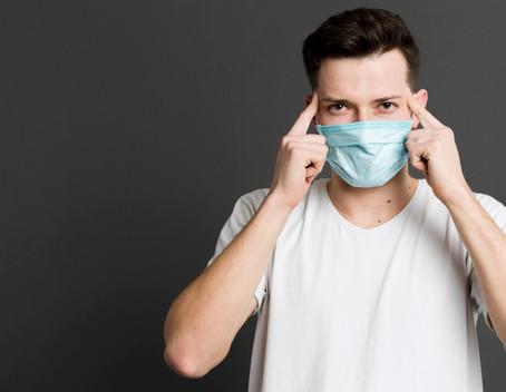 ANVISA alerta sobre o uso de EPIs (luvas e máscaras)