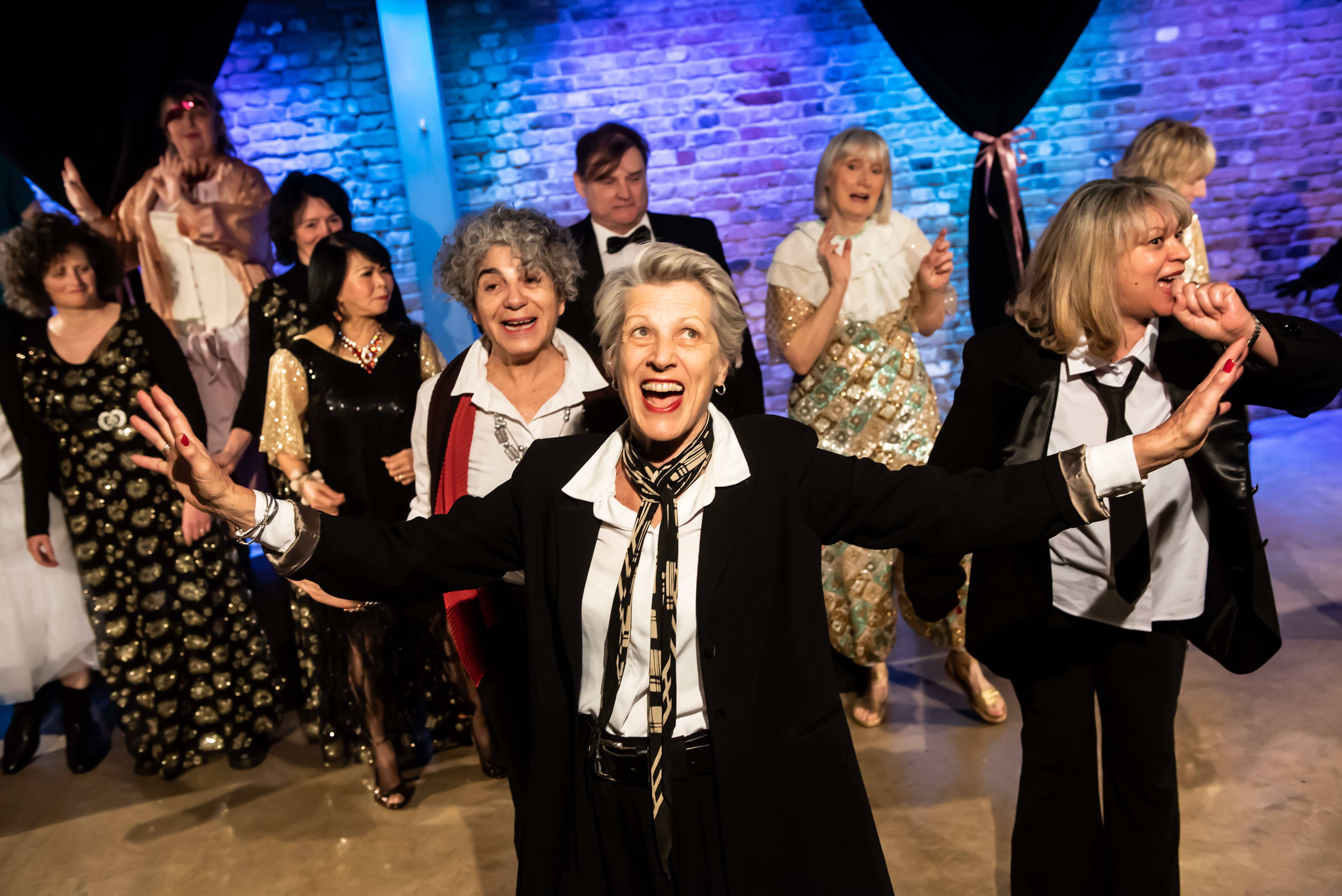 Lysistrata- Arcola 50+ Group