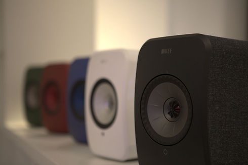 Kef Mutli Room Audio @OOH-AV
