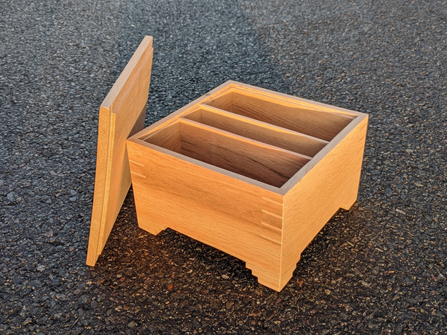 Magic the Gathering deck box