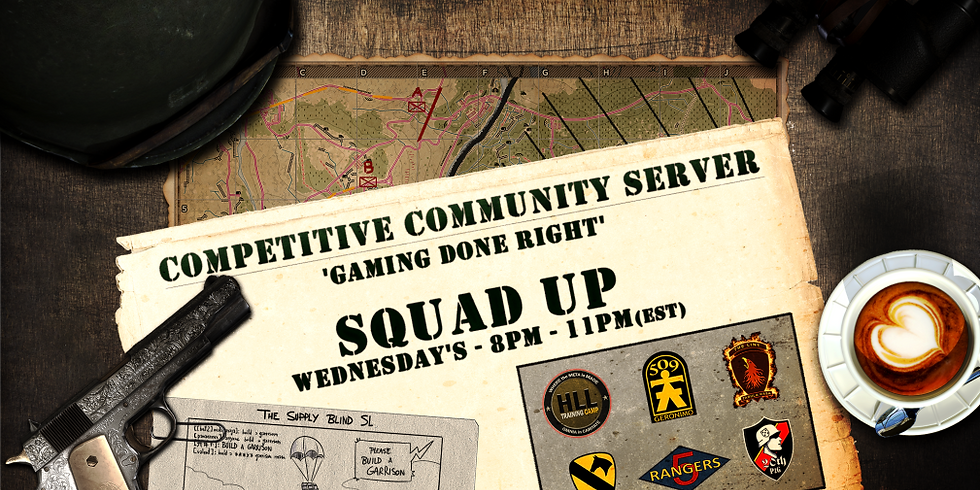 Competitive Community Bash