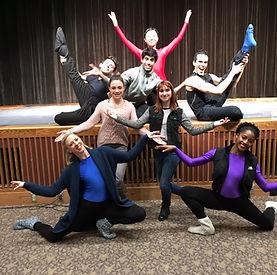 Taylor 2 Dance Company inWellsville NY