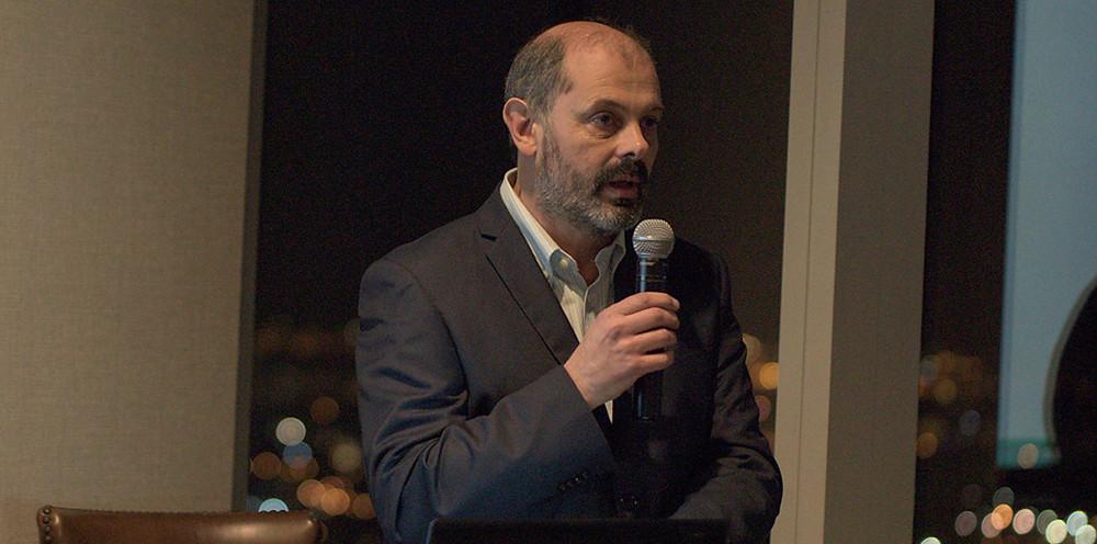 Vice-presidente UYGBC - Ingeniero Fernando Bugna