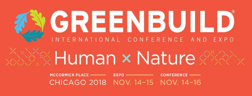 GREENBUILD - International Conference and Expo - 2018