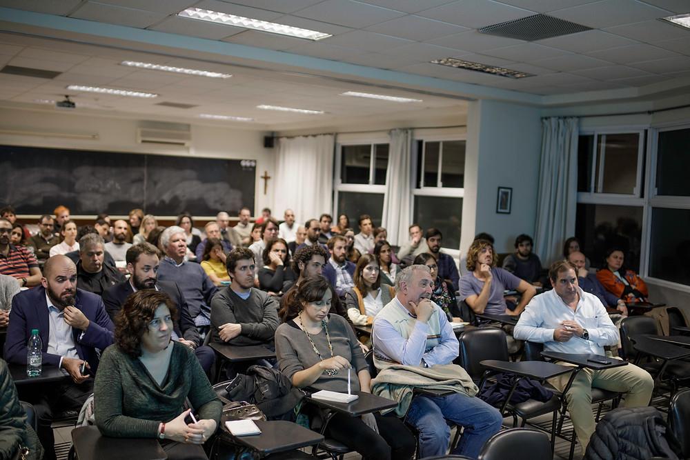 Conferencia Certificación de Edificios Sustentables - UYGBC - Universidad de Montevideo - 2018