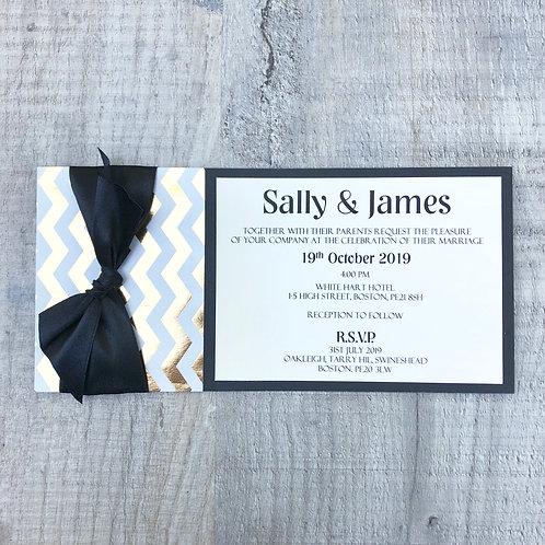 Great Gatsby Wedding Invites