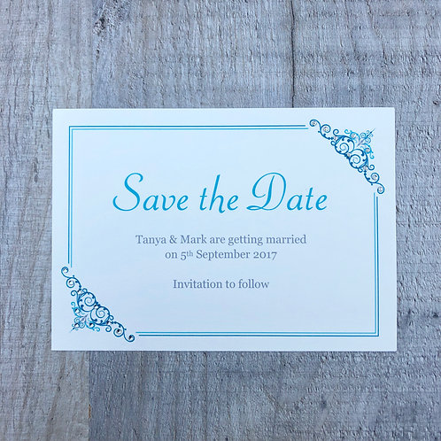 Royal (Save the Date)