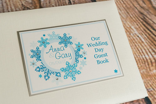 Snowflakes (Guest Book)