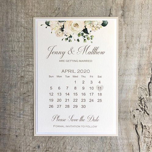 ivory save the dates