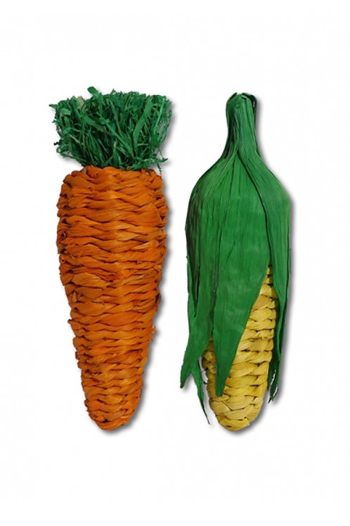 Jumbo Play Veg Carrot & Corn