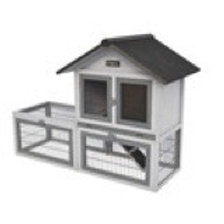 Caen Wooden Rabbit Hutch  ***collection only***
