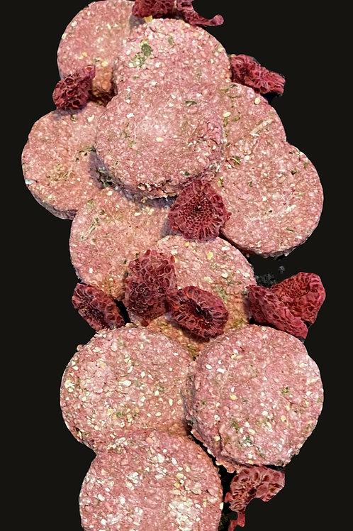 Rasberry Dandelion Delight