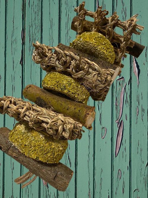 Willow & sea grass treat Hanger