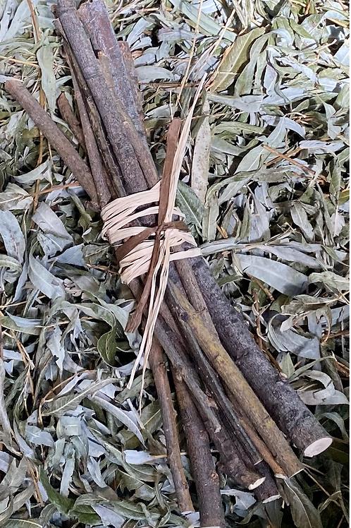Willow Chew stix and Leaf Bundle