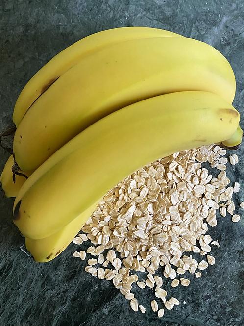 Banana Biscuit Treats