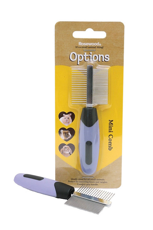 Mini Double Sided Comb
