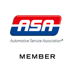 Service shop certification decals and what they mean