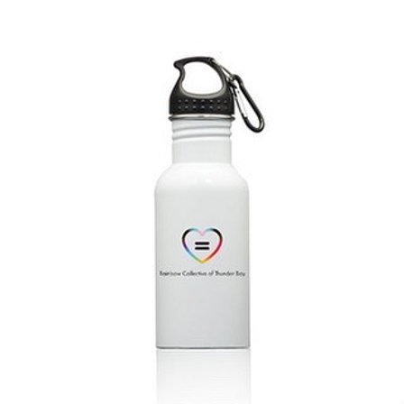 RCTB Wide mouth Aluminum Water Bottle