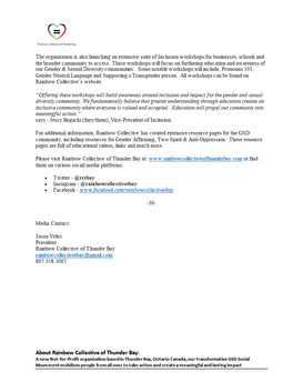 Launch Press Release Page 2