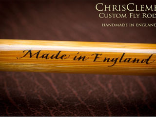 Split cane fly rods handmade in London, England