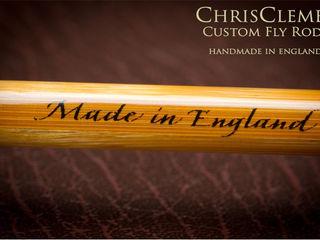 Split cane fly rods handmade in London, England