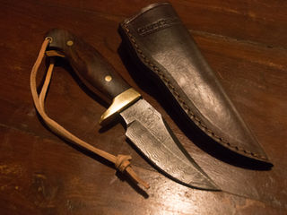 The Chris Clemes field knife