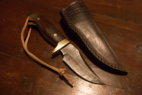Chris Clemes Field Knife