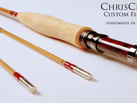 Chris Clemes Split Cane Fly Rods