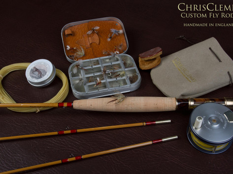 Chris Clemes custom fly rods