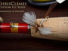 Chris Clemes custom fly rods