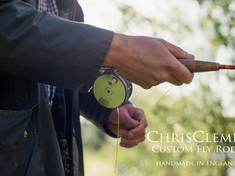 Chris Clemes Fly Rods