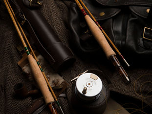custom split cane fly rods by Chris Clemes workshops