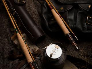 custom split cane fly rods by Chris Clemes workshops