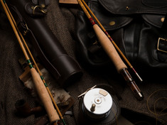 Chris Clemes Split Cane Fly Rods