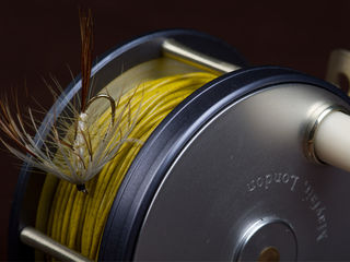 The Maestro fly reel by Chris Clemes