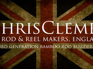 Chris Clemes Fly Rod and Fly Reel Workshops, England