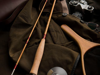 bamboo fly rods by Chris Clemes