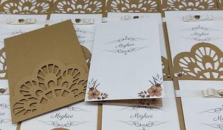 Hani Design Esküvői Meghívók
