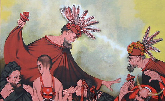 El Tiziano y el niño de Atocha