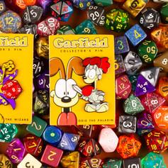 Garfield the Wizard!