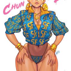 Chun Li!