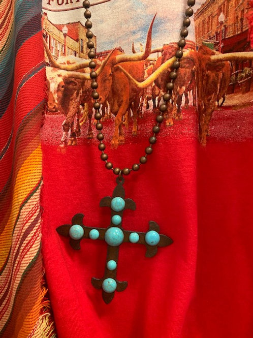 Old Rugged Cross Necklace