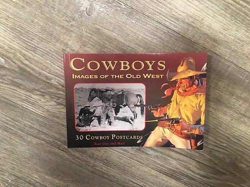 Postcards: Cowboys of the Old West