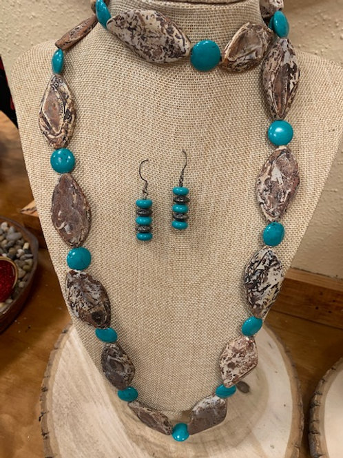 Cool Water jewelry set