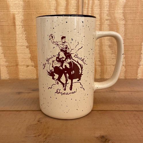 Buckin Dreams Tall Mug