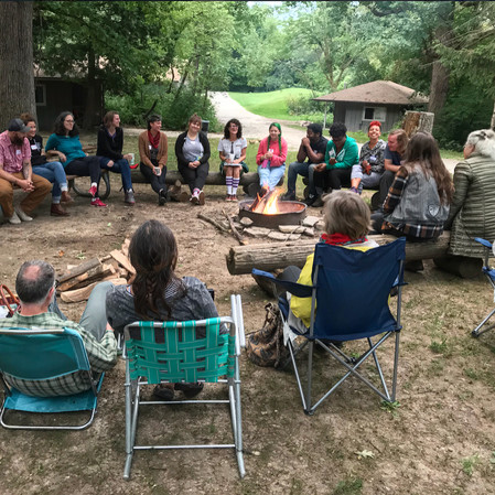 Campfire bonding