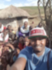 Maasai Village Tanzania