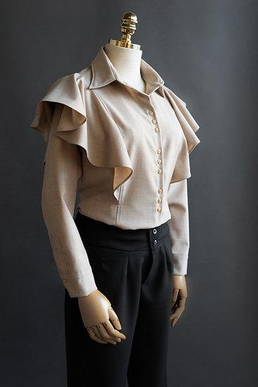 Secretariando - camisa calça