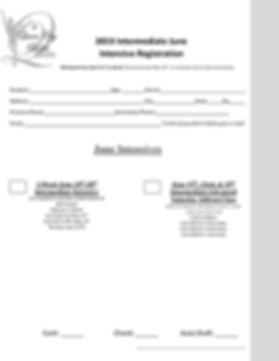 2019_Registration June_Intermediate Inte