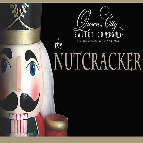 Nutcracker 2021 Performance Fee - Family
